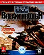 Medal of Honor Allied Assault Breakthrough Expansion Pack - Prima's Official Strategy Guide de Prima Development