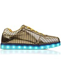 Electro- Light Up Sneakers