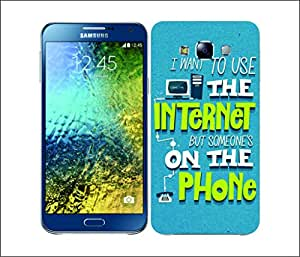 Galaxy Printed 2516 Nostalgic 90s Dial Hard Cover for Samsung A3