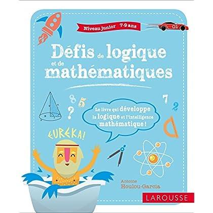 Défis de logique et de mathématiques, niveau junior (7-9 ans)