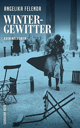 Wintergewitter: Reitmeyers zweiter Fall. Kriminalroman (Kommissär-Reitmeyer-Serie)