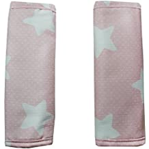 Cubre Cinturón Estrella Rosa de Bakume