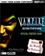 Vampire - The Masquerade-Redemption Official Strategy Guide de Sion Rodriguez y gibson