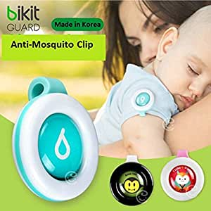 SuperToy(TM) Mosquito Repellent Natural Citronella Clip Type Outdoor & Indoor for Adults & Kids Insect Protection (Multicolor)