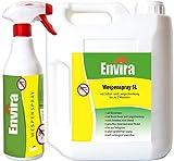 ENVIRA Wespen-Bekämpfungs-Mittel 500ml + 5Ltr