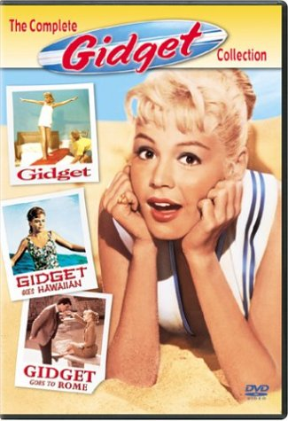 The Complete Gidget Collection (Gidget / Gidget Goes Hawaiian / Gidget Goes t... (japan import)