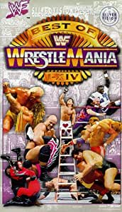 WWF: Best Of Wrestlemania 1-14 [VHS]