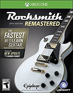 Rocksmith 2014 Edition Remastered by Rocksmith 2014 Edition Remastered (B01KVVSS1A) | Amazon price tracker / tracking, Amazon price history charts, Amazon price watches, Amazon price drop alerts