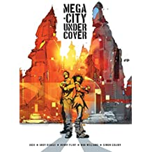 Mega-City Undercover 01