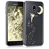 kwmobile TPU Case for Samsung Galaxy J3 (2017) DUOS - Soft