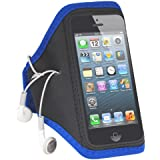 TRIXES Gym Outdoor Sport Running Arm Band Case for iPhone 5