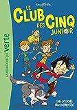 Le Club des Cinq junior 07 - Une journée mouvementée