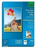SIGEL IP715 Papier photo Everyday jet d'encre, ultra brillant, format A4 (21 x 29,7 cm), 170 g/m², 100 feuilles...