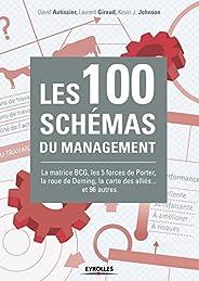 Les 100 schémas du management: La matrice BCG, les 5 forces de Porter, la roue de Deming, la carte des alliés.
