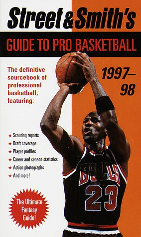 Street & Smith's Guide to Pro Basketball 1997-98
