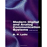 Modern Digital and Analog Communication Systems (The Oxford Series in Electrical and Computer Engineering) by B. P. Lathi (1998-03-26)