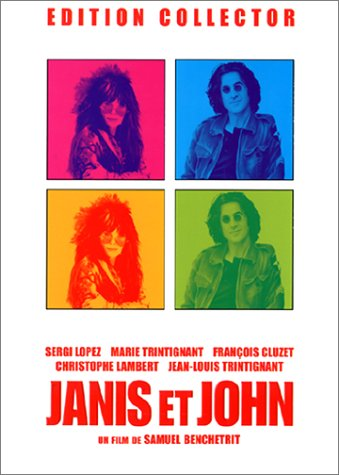 Bild von Janis et John - Édition Collector 2 DVD [FR Import]