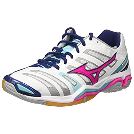 Mizuno Damen Wave Stealth WOS Leichtathletik-Schuh