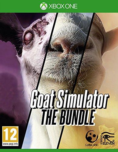 Goat Simulator: The Bundle (Xbox One) [importación inglesa]