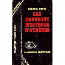 Les nouveaux mysteres d'athenes