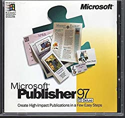 Microsoft Publisher 97