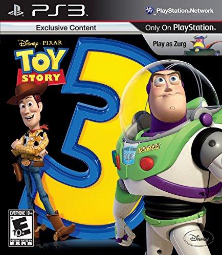 Toy Story 3-Nla (Toy Story-spiele Für Ps3)