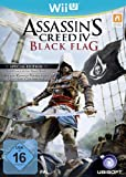 Assassin's Creed 4: Black Flag - Special Edition (exklusiv bei Amazon.de) - [Nintendo Wii U] [video game]