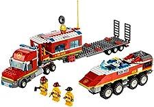lego 4430 city centrale mobile des pompiers - Lego City Pompier