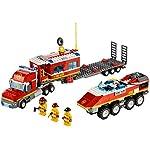 LEGO City 4430 - Centrale mobile dei pompieri  LEGO