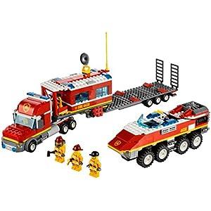 LEGO City 4430 - Centrale mobile dei pompieri 5702014836433 LEGO