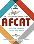 The Air Force Common Admission Test (AFCAT) is conducted by the Indian Air Force for recruiting Indian men and women candidates as commissioned officers in flying, technical and ground duty branches. This book has been designed for the candidates ...