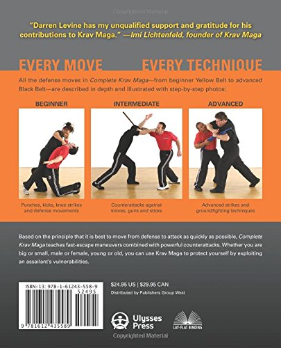 Zoom IMG-2 complete krav maga the ultimate