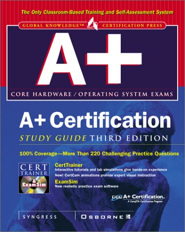 A Certification Study Guide (Certification Press)