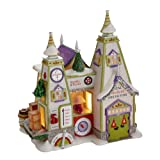Department 56 Real Artificial Tree Factory by Department 56