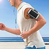 iPhone 6s Armband, Anker Sport Armband for iPhone 6 / 6s (4.7 inch) for Sports, Running, Jogging, Walking, Hiking, Workout and Exercise, Sweat-Free High-Quality Neoprene with Headphone and Key Slots and 2 Extra Cuttable Strips Bild 6