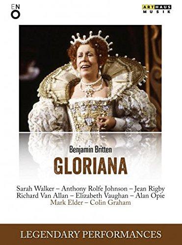 Preisvergleich Produktbild Britten: Gloriana (Legendary Performances) [DVD]