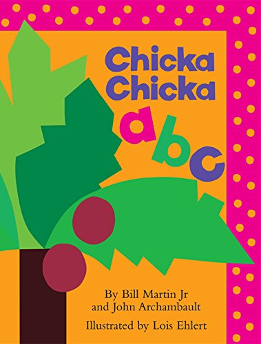 e-Books Collections: Chicka Chicka ABC: with audio recording (Chicka Chicka Book, A)