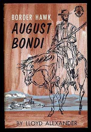 Portada del libro BORDER HAWK: AUGUST BONDI