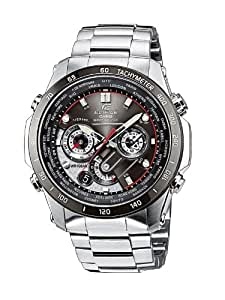 Casio Funkuhren Herren-Armbanduhr Funk-Solar-Kollektion Chronograph Quarz EQW-M1000DB-1AER