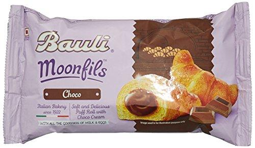 Bauli Moonfils, Choco Cream, 47g (Pack of 20)