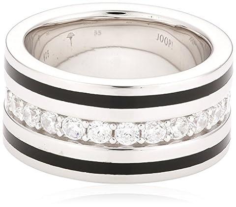 Joop Damen-Ring 925 Sterling Silber Harz Zirkonia Alicia weiß Gr.55 (17.5) JPRG90715A550