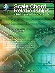 Scale Chord Relationships: A Guide to Knowing What Notes to Play - and Why! (Guitar Educational) by Michael Mueller (2001-03-01)