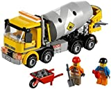 LEGO City 60018: Cement Mixer