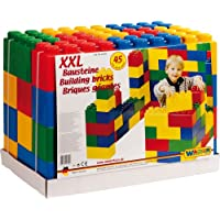 Wader - XXL Building Bricks 45 Pieces