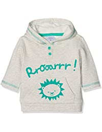 Twins 112024 - Sweat-Shirt - à Rayures - Mixte bébé