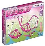 Geomag 053 - Pink Color, 66-teilig