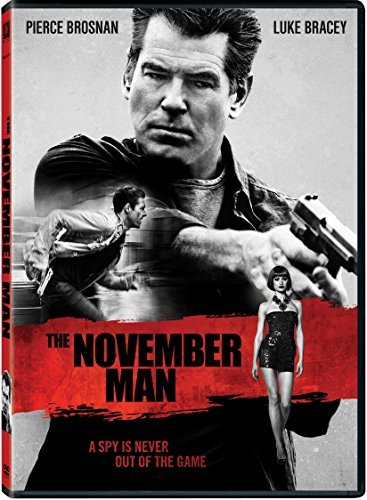 November Man, The by Pierce Brosnan