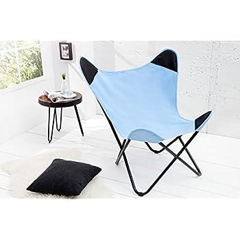 DuNord Design Sessel Stuhl TEXAS grau Leinen Loungesessel Esszimmer ...