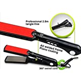 Barber Hairdressing Hair Styler Straightening Hair Straightener Stick Clip