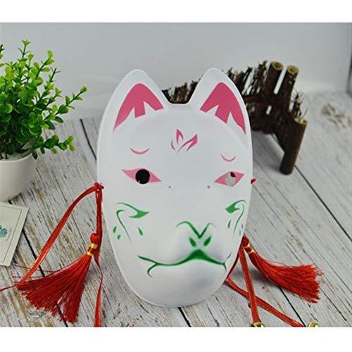 Erwachsene Kinderlied Für Kostüm - Halloween Maske Cosplay Fox Adult Kind Lied und Tanz Maskerade KostümParty Requisiten (Color : B)